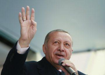 Τουρκία ΤΩΡΑ- Ερντογάν: Τον Ιούλιο  μας παραδίδουν τα S-400