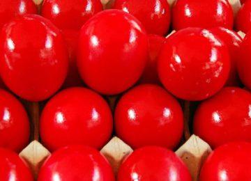Μεγάλη Πέμπτη: Γιατί βάφουμε κόκκινα αυγά;
