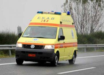 Κρήτη: 23χρονη έπεσε με το αυτοκίνητο από γέφυρα