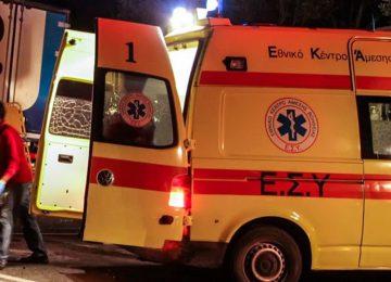 Κρήτη – Τροχαίο: Μία νεκρή και μία τραυματίας