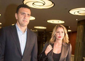 Κικίλιας: Παντρεύεται με την Τζένη Μπαλατσινού