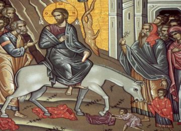 Κυριακή των Βαΐων: Τι γιορτάζουμε – Τα βάγια κι ο Ιησούς