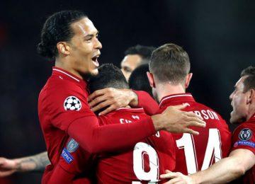 Champions League: Προβάδισμα για Λίβερπουλ και Τότεναμ