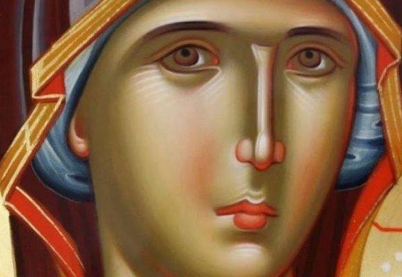 Προσευχές: Μια πανίσχυρη προσευχή στην Παναγία