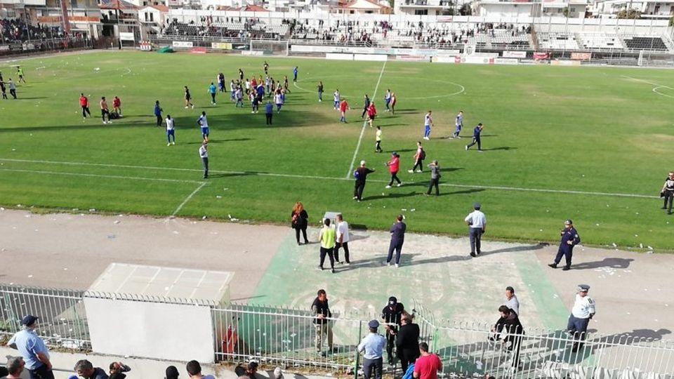 Καλαμάτα Διαγόρας: Ανέβηκε στη Football League η ομάδα της Ρόδου