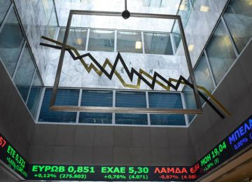 Χρηματιστήριο Αθηνών: Με άνοδο το άνοιγμα της σημερινής συνεδρίασης