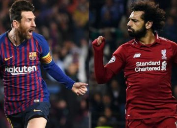 Champions League: Μεγάλη μάχη στη Βαρκελώνη