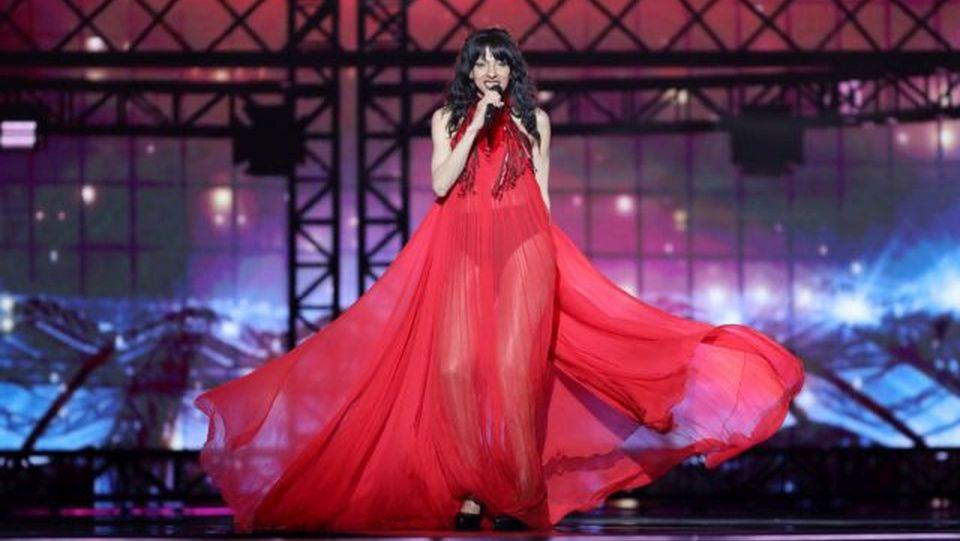 Dana International: Η εμφάνιση που συζητήθηκε στη Eurovision (BINTEO)