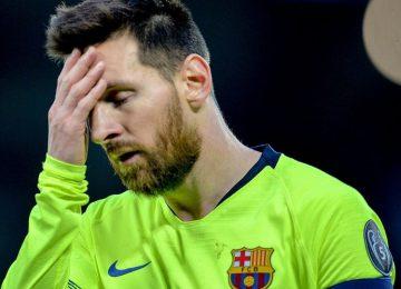 Messi: Τα… άκουσε ο αρχηγός της Μπαρτσελόνα