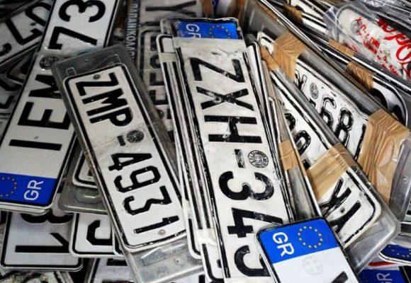Επιστροφή πινακίδων από τον δήμο Αθηναίων για τις εκλογές