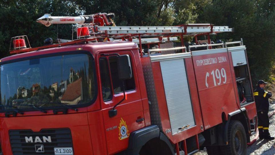 Φωτιές live: Που υπάρχει φωτιά