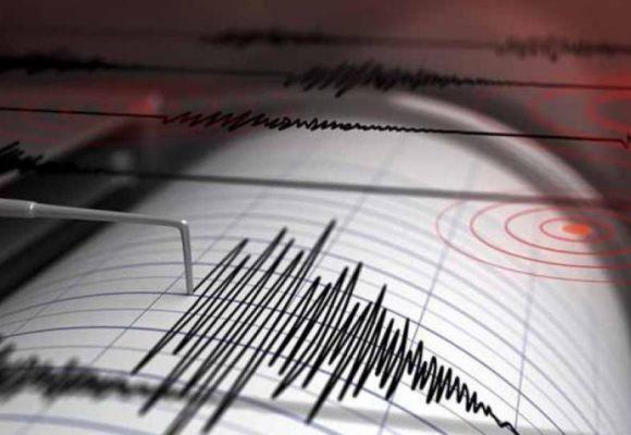 Σεισμός τώρα: Που έγινε σεισμός μόλις τώρα- Σεισμοί live