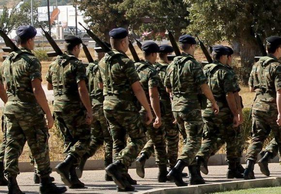 Όλη η απόφαση για την αύξηση στην στρατιωτική θητεία – Oι μονάδες που μένει το 9μηνο