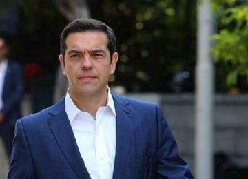 Με δίλλημμα τη λιτότητα το μήνυμα ενόψει εκλογών από τον Τσίπρα