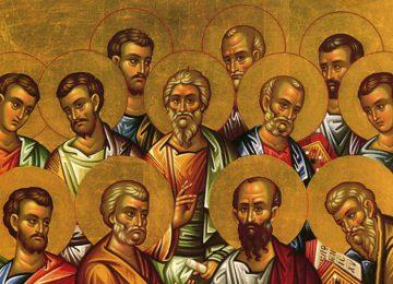 Των Αγίων Αποστόλων: Μεγάλη γιορτή της Ορθοδοξίας