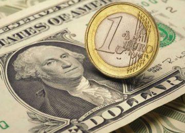 Συνάλλαγμα: Το ευρώ υποχωρεί οριακά 0,03%, στα 1,1207 δολάρια