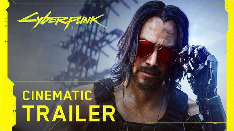 Cyberpunk 2077: Με τον Κιάνου Ριβς ο τρέιλερ (ΒΙΝΤΕΟ)