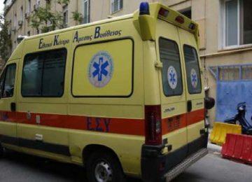 Λαμία: Παρασύρθηκε από αυτοκίνητο και έχασε τη ζωή της 56χρονη