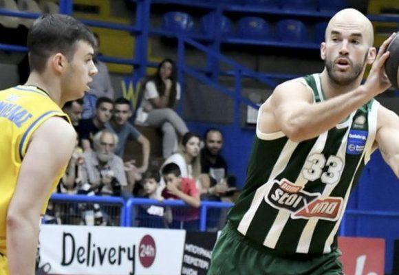 Basket League: Ο Παναθηναϊκός στον τελικό, 75-82 μέσα στο Περιστέρι
