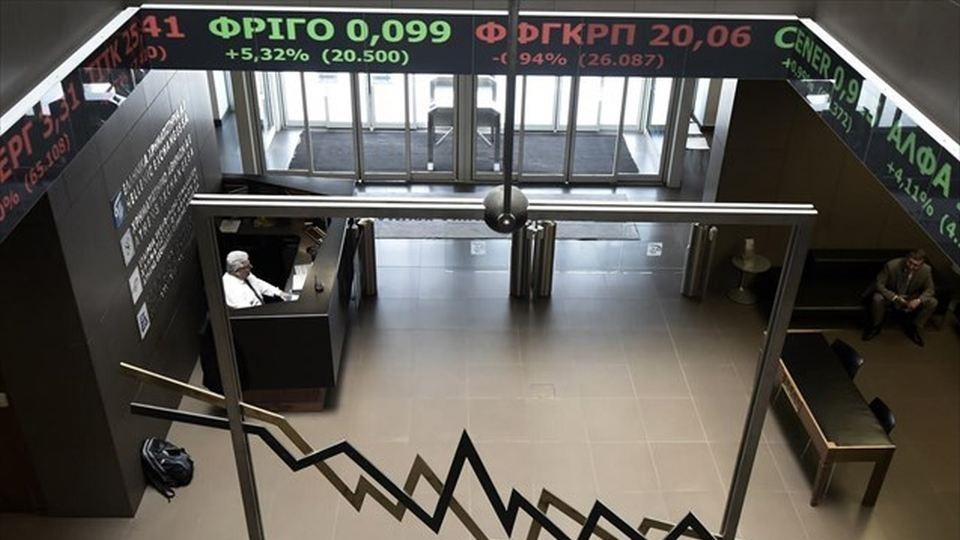 Χρηματιστήριο Αθηνών: Στις 858,66 μονάδες ο Γενικός Δείκτης Τιμών, με άνοδο 2,15%