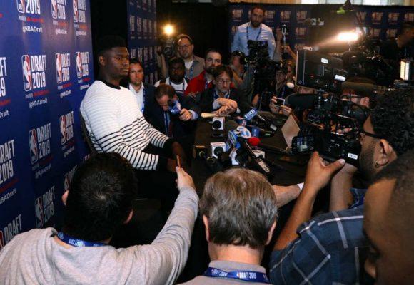 NBA Draft 2019: Φαβορί για νούμερο 1 ο Ζάιον