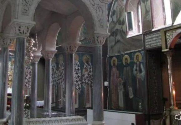 Άγιος Ραφαήλ, Νικόλαος και Ειρήνη – Το μοναστήρι τους στην Μυτιλήνη