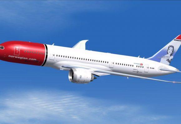 ΗΠΑ-Ελλάδα: Ξεκίνησαν απευθείας πτήσεις Νέα Υόρκη – Αθήνα της Norwegian