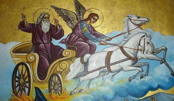 Προφήτη Ηλία -Γιορτή σήμερα 20 Ιουλίου – Ποιοι γιορτάζουν – Εορτολόγιο