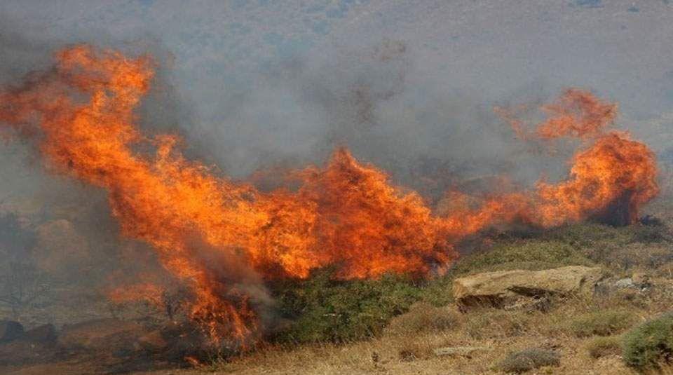 Φωτιά τώρα: Που έχει πυρκαγιά