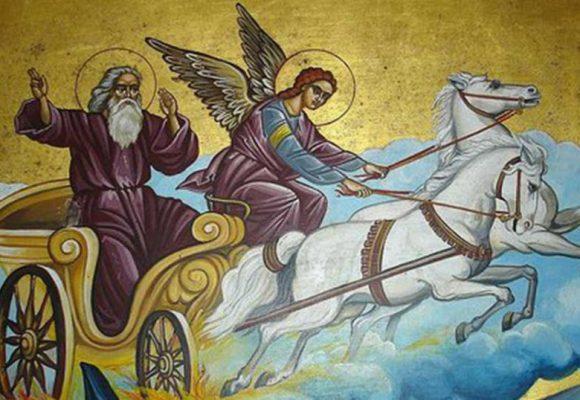 Προφήτης Ηλίας: Γιατί οι Εκκλησίες είναι σε υψόμετρο