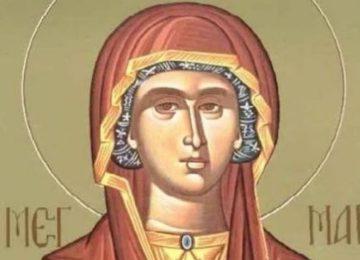 Αγία Μαρίνα: Θαύματα της Αγιας