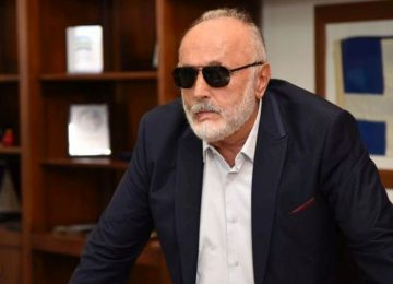Κουρουμπλής: Εμεινε εκτός Βουλής για πέντε ψήφους