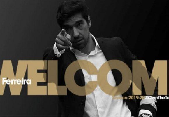 ΠΑΟΚ: Νέος προπονητής ο Φερέιρα
