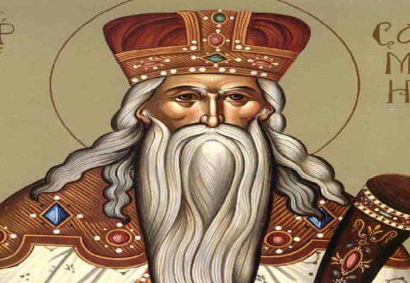 Προφήτης Σαμουήλ – Γιορτή σήμερα 20 Αυγούστου – Ποιοι γιορτάζουν