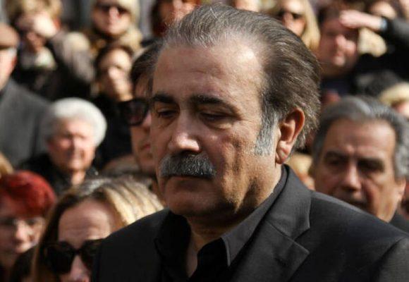 Λάκης Λαζόπουλος: Πέθανε η σύζυγός του