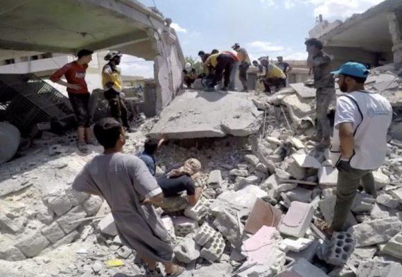 Συρία: Οι δυνάμεις της Δαμασκού κατέλαβαν το βόρειο και το ανατολικό τμήμα της Χαν Σεϊχούν
