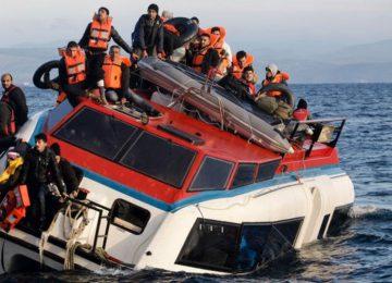 Λιβύη: Βυθίστηκε πλοίο που μετέφερε 100 μετανάστες