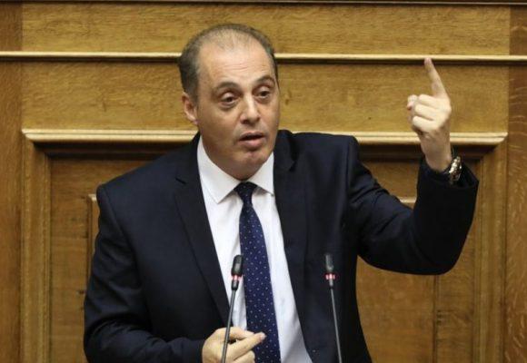 Την ενεργοποίηση του Ενιαίου Αμυντικού Δόγματος Ελλάδας–Κύπρου ζητά η Ελληνική Λύση