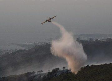 Φωτιά Νέα Μάκρη: Ολα δείχνουν εμπρησμό