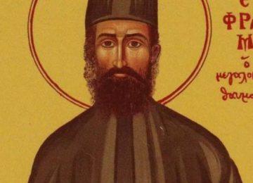 Συγκλονιστικό Θαύμα του Αγίου Εφραίμ σε Κύπριο