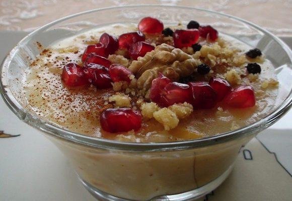 Βαρβάρα : Το παραδοσιακό γλυκό-φαγητό της Θράκης για την Αγία Βαρβάρα -ΣΥΝΤΑΓΗ