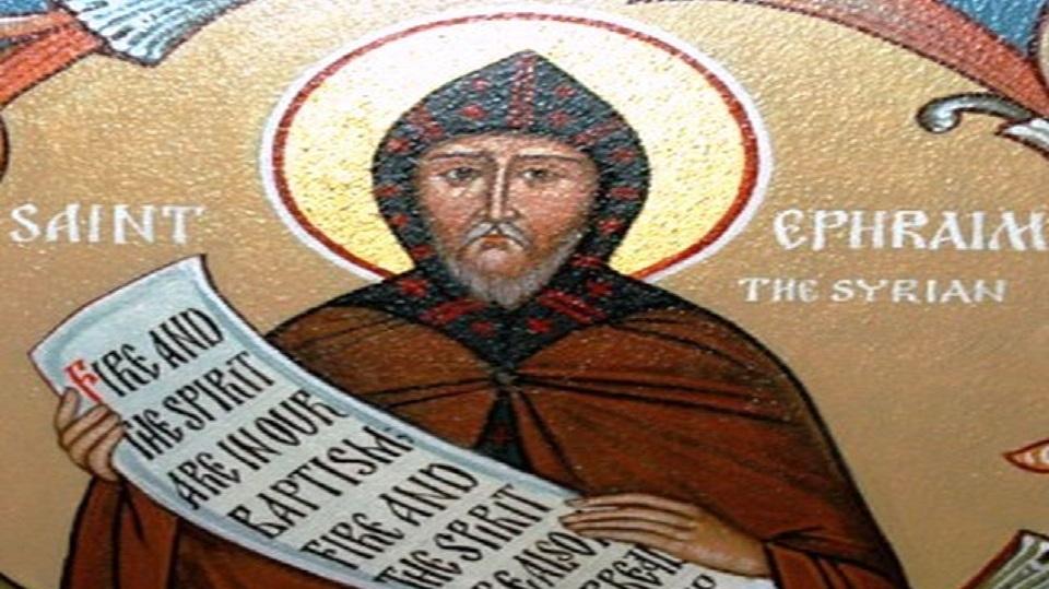 Όσιος Εφραίμ ο Σύρος – Γιορτή σήμερα 28 Ιανουαρίου – Ποιοι γιορτάζουν