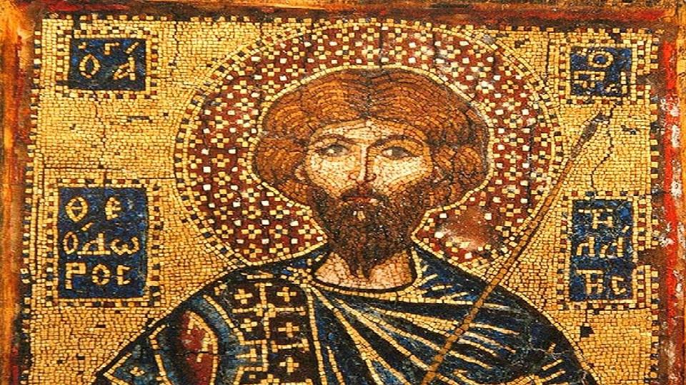 Άγιος Θεόδωρος ο Στρατηλάτης – Γιορτή σήμερα 8 Φεβρουαρίου – Ποιοι γιορτάζουν