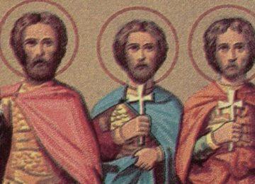 Άγιοι Μανουήλ, Σαβέλ και Ισμαήλ – Γιορτή σήμερα 17 Ιουνίου – Ποιοι γιορτάζουν