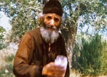 Συγκλονιστική μαρτυρία για τον Γέροντα Παΐσιο – «Η Παναγία μου έφερε σταφύλι και άρτο»