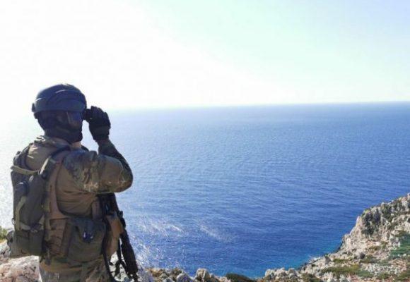 Πόλεμος Ελλάδας -Τουρκίας : Στρατιωτική κινητικότητα γύρω από το Oruc Reis -ΚΑΣΤΕΛΛΟΡΙΖΟ
