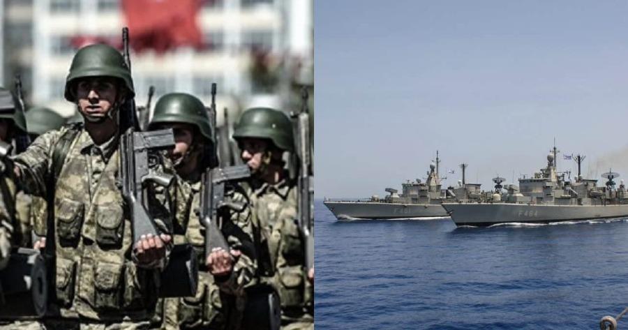 Θρασύτατος Ερντογάν: Θέλει Κρήτη και Ρόδο – Τον περιμένουν να τον «τελειώσουν» οι Ένοπλες Δυνάμεις (video)