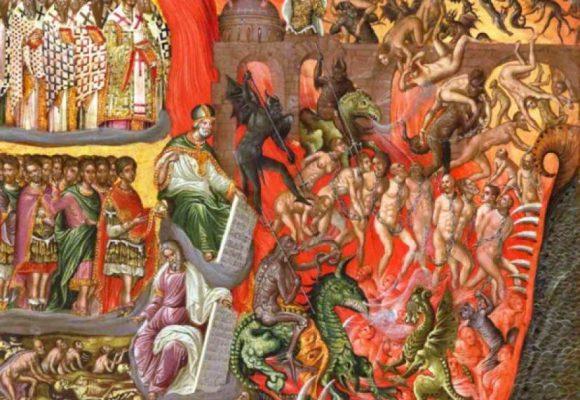 Τα 23 τελώνια που ελέγχουν την ψυχή του ανθρώπου μετά το θάνατό του για τα αμαρτήματά του