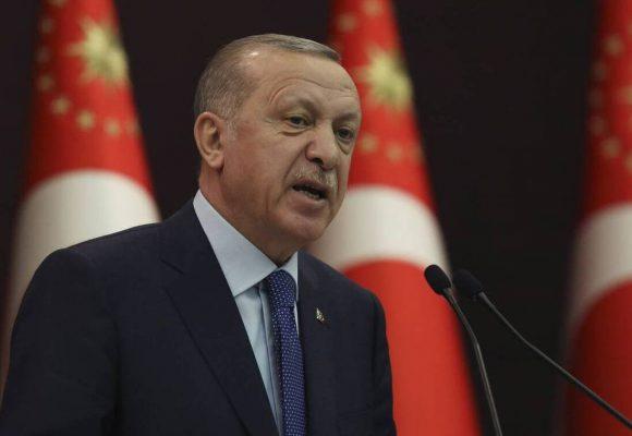 ΕΚΤΑΚΤΟ : Νέο παραλήρημα από τον ημίτρελο Ερντογάν: «Έλληνες θα σας κόψω το χέρι»