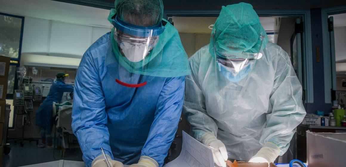 Κορονοϊός: Στο νοσοκομείο με κορονοϊό δύο βρέφη 22 και 25 ημερών – Το ένα νοσηλεύεται σε ΜΕΘ